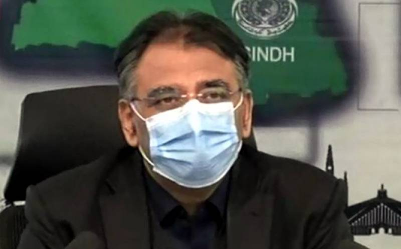 Asad urges masses to get COVID vaccinated, follow SOPs