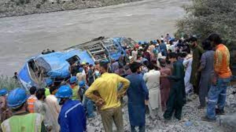 Chinese firm suspends operations at Dasu Dam, lays of local workers
