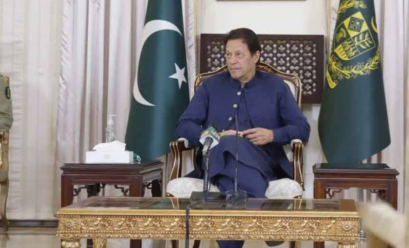 Afghan peace is more vital for Pakistan than any other country: PM Imran