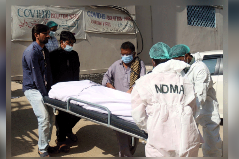 COVID-19: Pakistan reports 4,858 new cases, 40 deaths in last 24 hours
