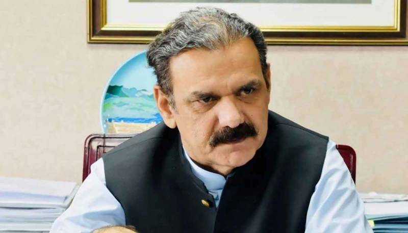 Asim Saleem Bajwa resigns as CPEC authority's chairman