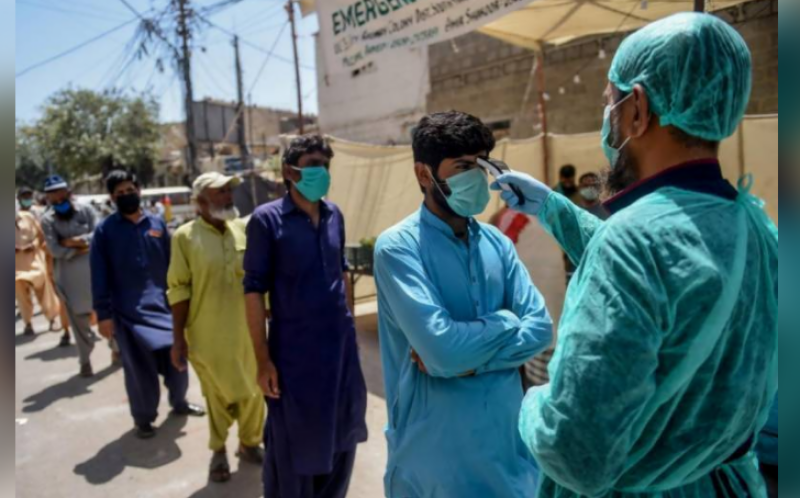 COVID-19: Pakistan reports 4,722 new cases, 46 deaths in last 24 hours