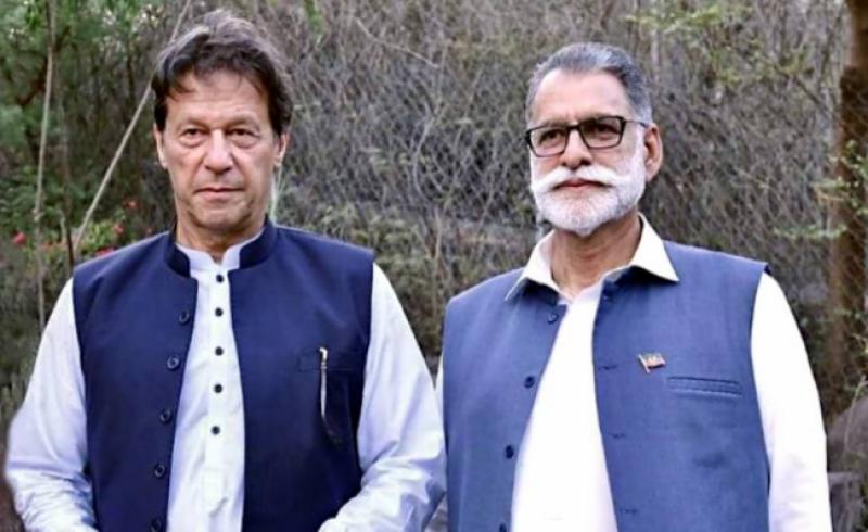 Imran Khan nominates Abdul Qayyum Niazi for AJK PM slot
