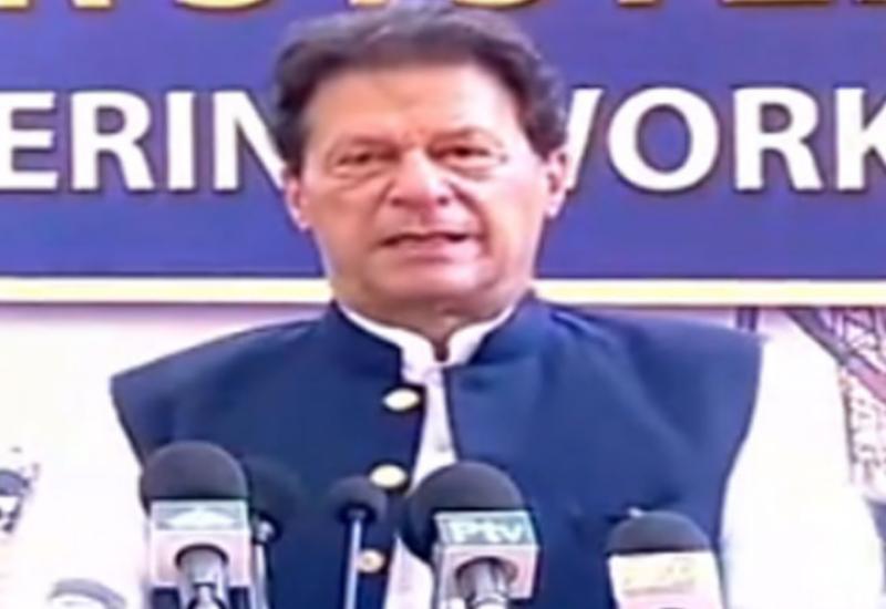 PM Imran inaugurates ship lift and transfer system at Karachi shipyard