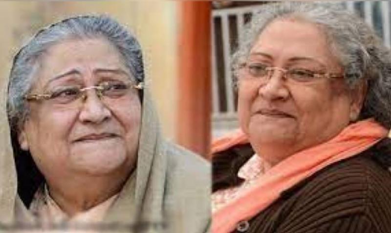 Veteran actress Durdana Butt passes away in Karachi