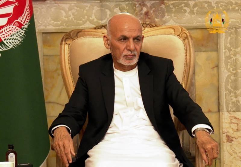 Ashraf Ghani resigns as Afghanistan president, leaves Kabul: reports