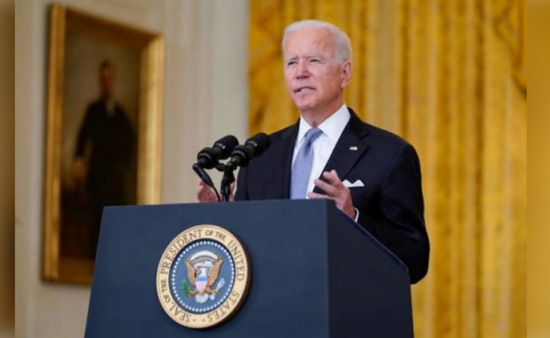 Biden defends US pullout, blames Afghan leadership for Taliban takeover