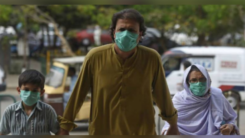 COVID-19: Pakistan reports 3,221 new cases, 95 deaths in last 24 hours