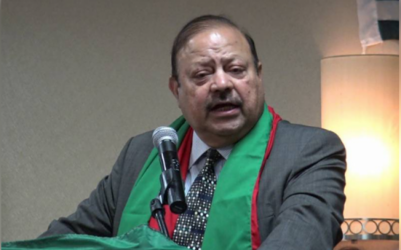 PTI's Barrister Sultan Mehmood elected as AJK President