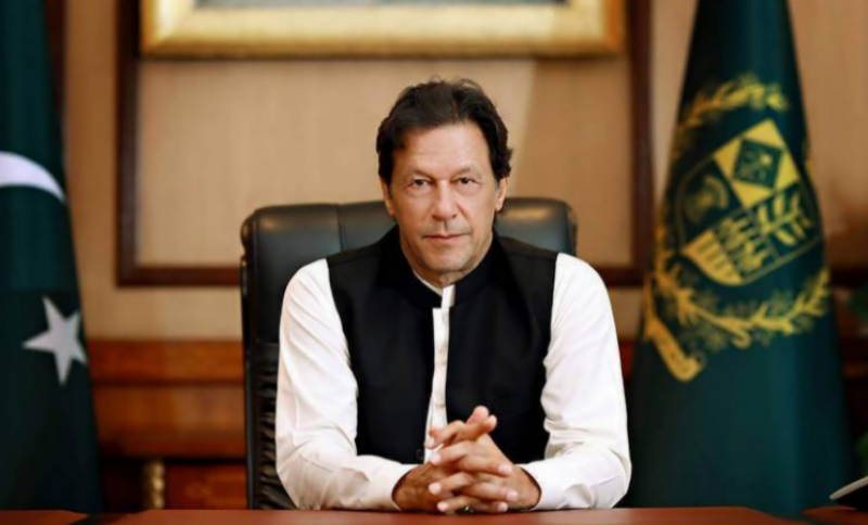 PM Imran commends services of foresters to make Pakistan green