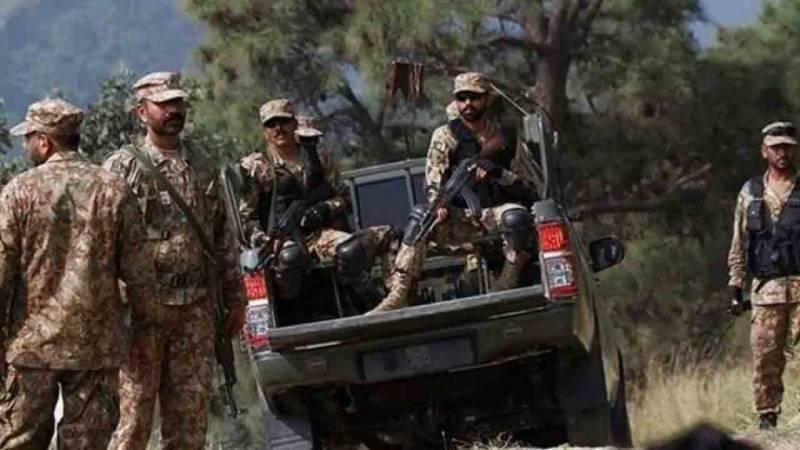 Security forces kill terrorist in North Waziristan IBO: ISPR