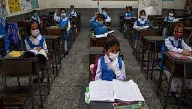 Schools across Sindh reopen under strict COVID-19 SOPs