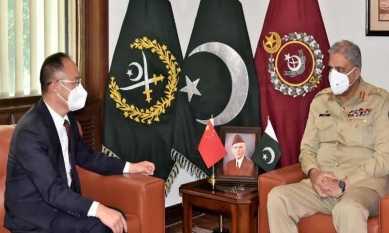 COAS Gen Bajwa resolves to thwart spoilers' designs against CPEC: ISPR
