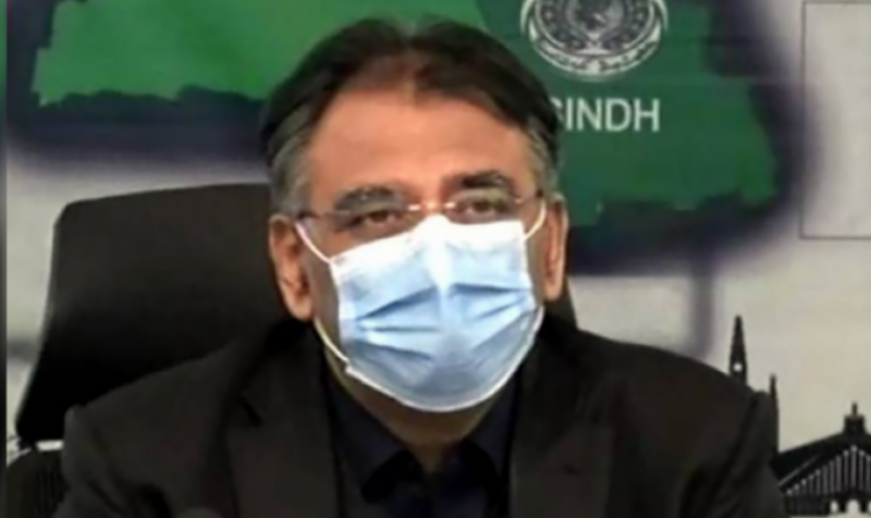 35% of national eligible population has received at least one COVID-19 jab: Asad