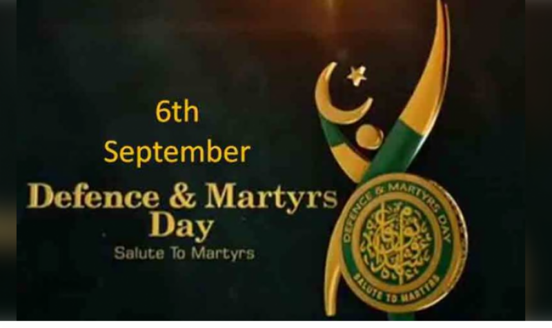 Nation observes Defence and Martyrs Day with patriotic zeal