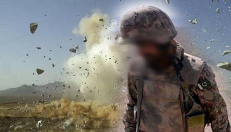 Two soldiers martyred in IED blast in North Waziristan operation: ISPR