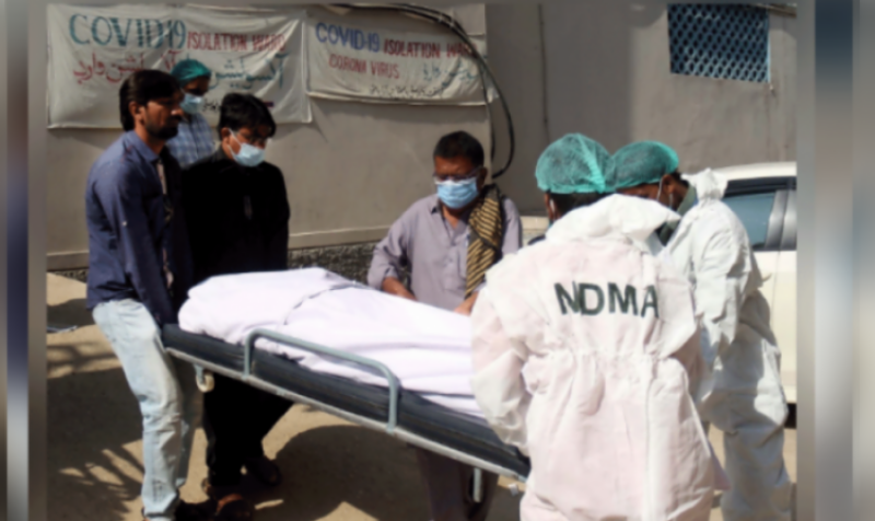 COVID-19: Pakistan reports 3,902 new cases, 83 deaths in last 24 hours