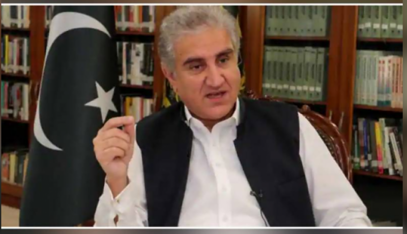 FM Qureshi urges world to help avert humanitarian crisis in Afghanistan
