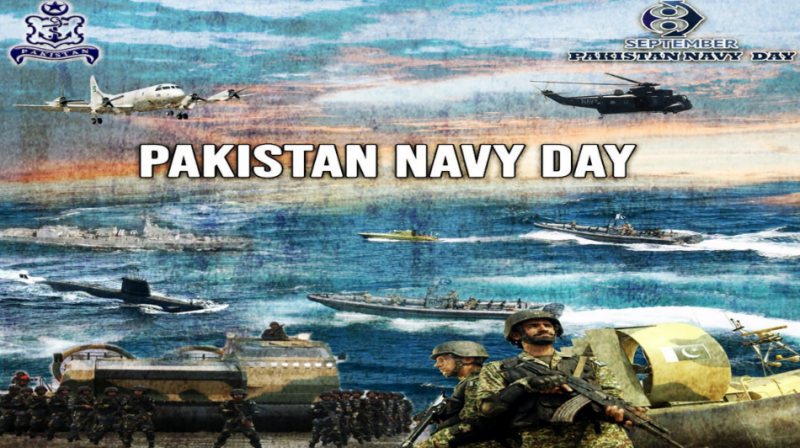 Pakistan Navy Day observed with national zeal