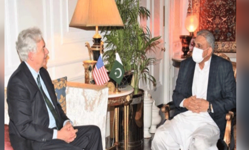COAS Gen Bajwa, CIA chief discuss regional security, Afghanistan situation