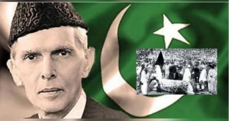 Nation remembers Quaid-e-Azam Muhammad Ali Jinnah on his death anniversary