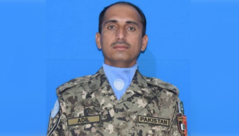 Pakistani UN peacekeeper embraces martyrdom in Sudan's Darfur