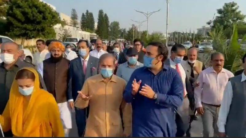 Opposition expresses solidarity with journalists, vows to 'block' PMDA bill