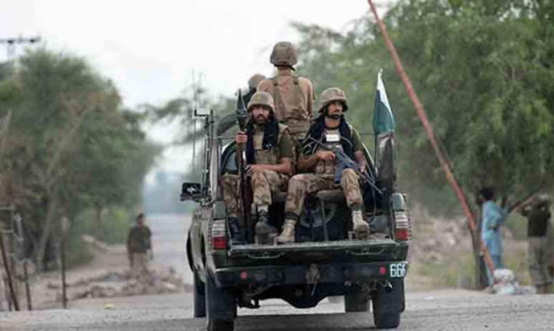7 soldiers martyred, 5 terrorists killed in South Waziristan IBO: ISPR