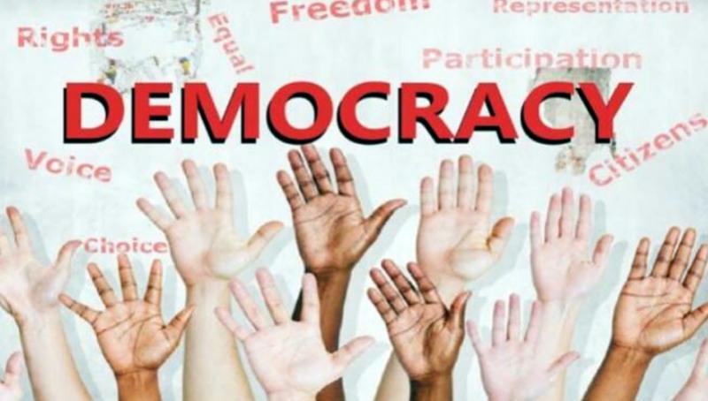 International Democracy Day observed