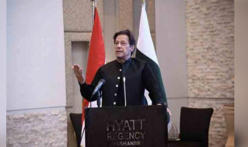 PM Imran invites Tajik business community to invest in Pakistan