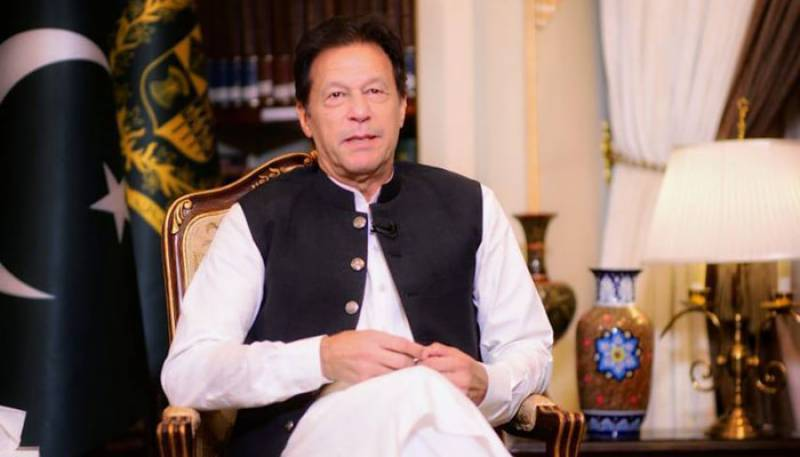 Dialogue Initiated with Taliban for an inclusive Afghan govt, says PM Imran