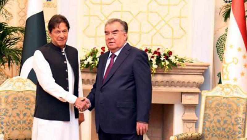 Pakistan, Tajikistan agree to upgrade bilateral ties to long-term strategic partnership