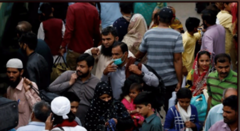 COVID-19: Pakistan reports 2,333 new cases, 47 deaths in last 24 hours