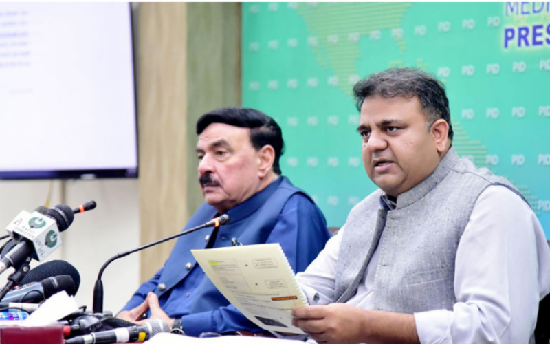 Indian device used to threaten New Zealand cricket team: Fawad Chaudhry