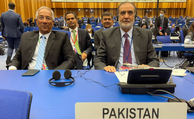 Pakistan elected as member of IAEA's board of governors for 2 years