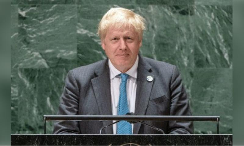 UNGA session: Boris Johnson appreciates PM Imran for 10 billion trees project