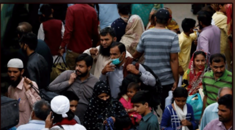 COVID-19: Pakistan reports 2,233 new cases, 50 deaths in last 24 hours