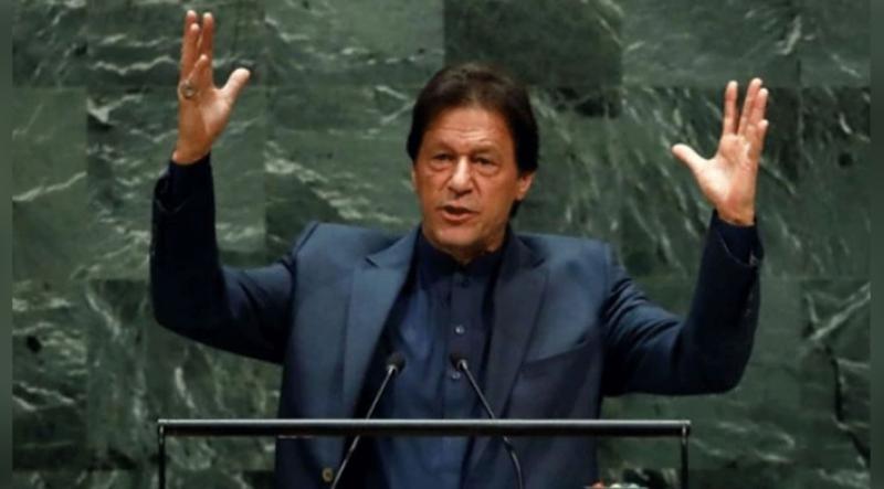 PM Imran to virtually address UN General Assembly session today