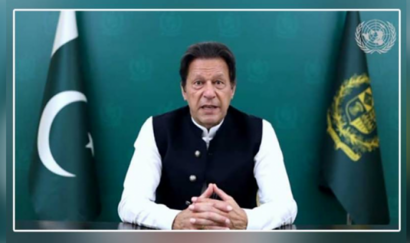 PM Imran urges world to strengthen, stabilise current govt in Afghanistan