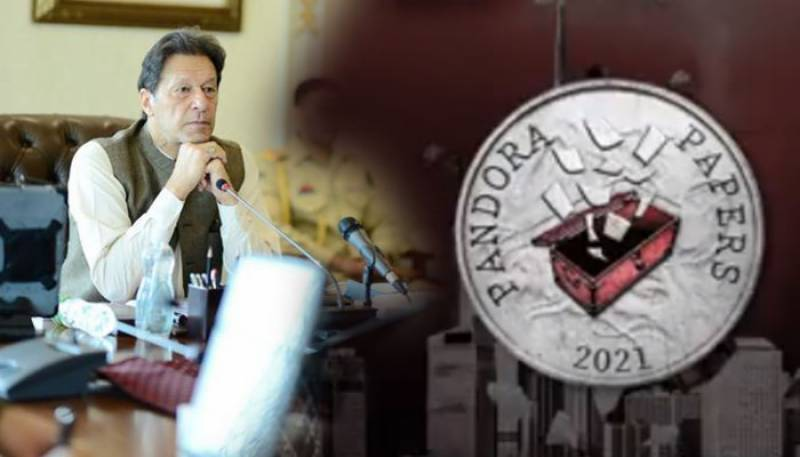 PM Imran forms high-level cell to probe Pakistanis named in Pandora Papers