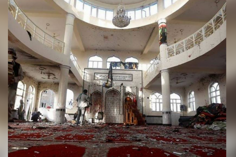 At least 50 killed, several injured in explosion at mosque in Afghanistan's Kunduz
