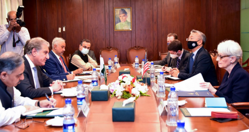 Pakistan desires broad-based, sustainable ties with US: FM Qureshi