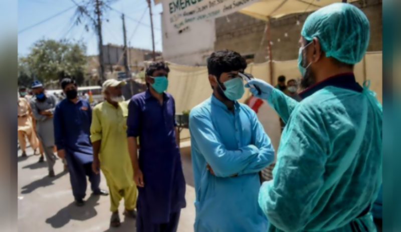 COVID-19: Pakistan records less than 700 cases for 1st time since June 21