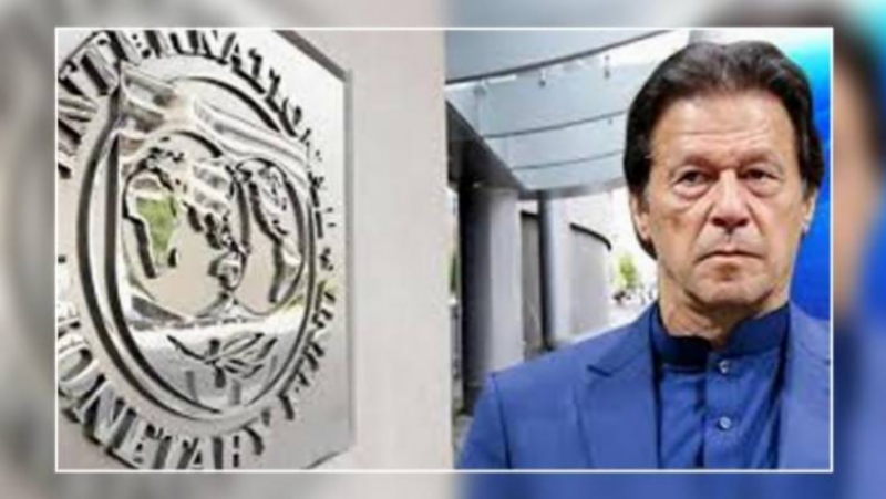 IMF forecasts 4% economic growth for Pakistan in FY 2021-22