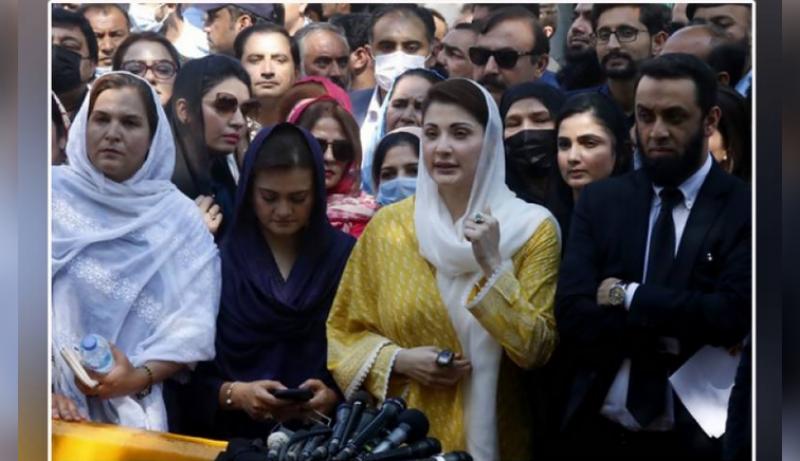 Not afraid of fake cases or arrests, says Maryam Nawaz