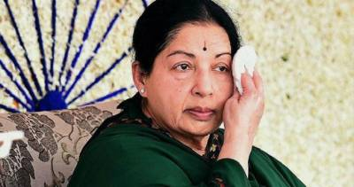 Burial of Jayalalithaa's body instead of cremating raises question