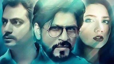 Trailer of Mahira Khan's 'Raees' released