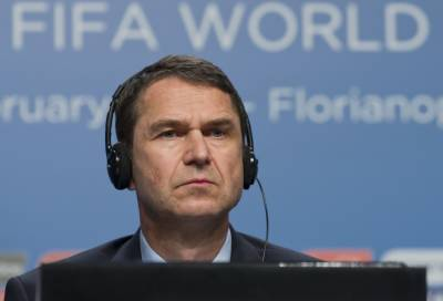 World Cup's security, fighting match-fixing chief quits