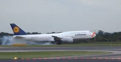Bomb threat prompts, International Lufthansa flight to reroute