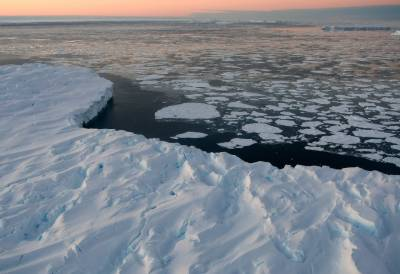 Global warming elevates glaciers melting process: research
